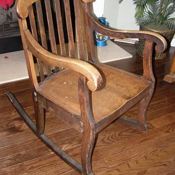 Plymouth Rocking Chair - Furniture