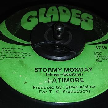 LATIMORE - Records
