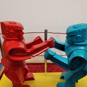 Rock' Em Socks Em Robots Art - Toys