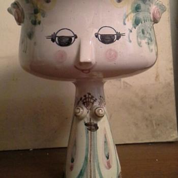Bjoern Wiinblad V7 - Pottery