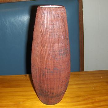 Unknown Pottery Vase - Pottery