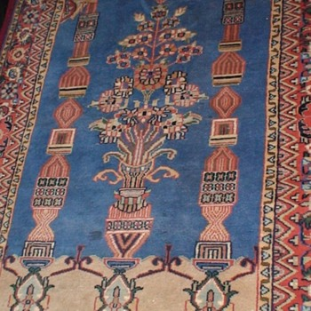 Vintage Rug - Rugs and Textiles