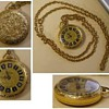 Lucerne Swiss Made Watch Necklace Pendant