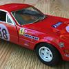 Hotwheels Ferrari 365 GTB/4 Daytona 1/18 scale