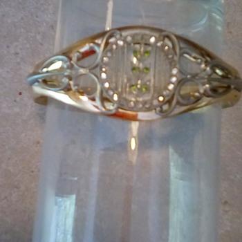 Info on a vintage bracelet