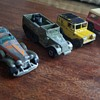 Old Car Toys - before my time