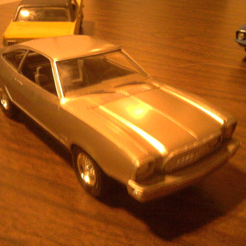 Mustang II was not popular but is a pretty promo car. - Model Cars