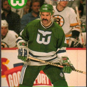 1990-91 - Hockey Cards (Hartford Whalers) - Hockey