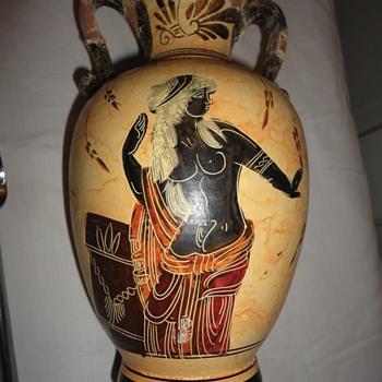 Greek Pottery - Pottery