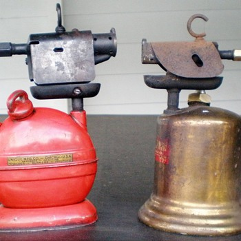 Vintage Blow Torches - Tools and Hardware