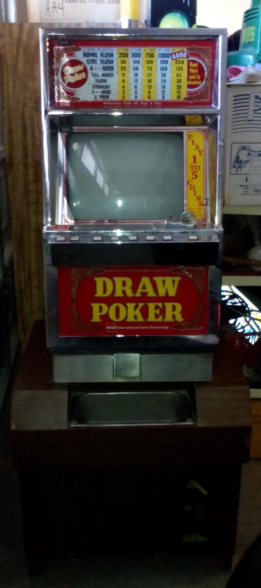 Casino Video Poker Machines