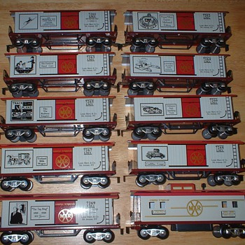 Marx Trains Louis Marx Commemorative Birthday Train Set - Model Trains