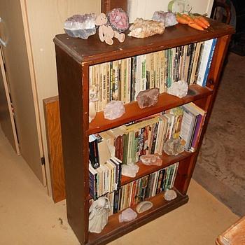 Books and Rocks - Books