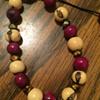 Bracelet acai beaded bracelet