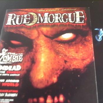 Rue Morgue Magazine - Paper