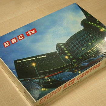 Rare, Old and Unopened BBC Jigsaw