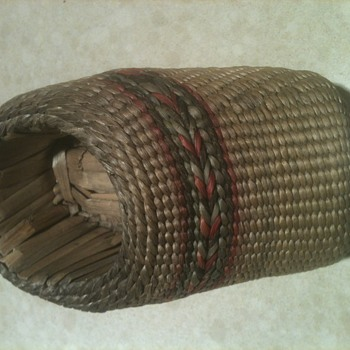 American Indian Woven shoe? - Shoes