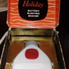 Pifco holiday battery electric shaver