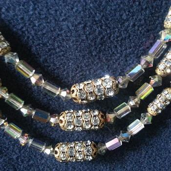 Flea Market Find  - Costume Jewelry