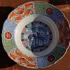 Fukagowa Imari Plate