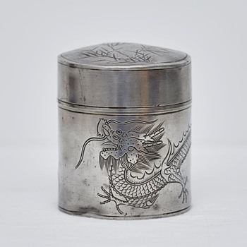 Tea Caddy (Shantou, China), ca. 1900 - Asian