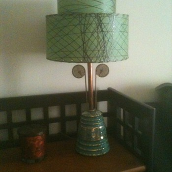 A Nice Little Mid Century Lamp I Own