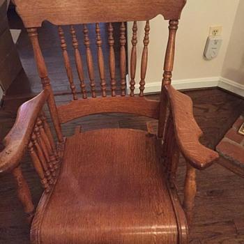 My rockingchair