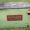 1930's Atlas Dr. Pepper Counter Cooler