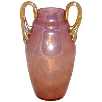 Loetz Ausfhurung 129 ( 1909 ) - Art Glass