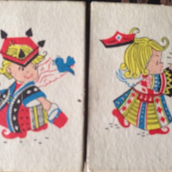 Unknown Matchboxes