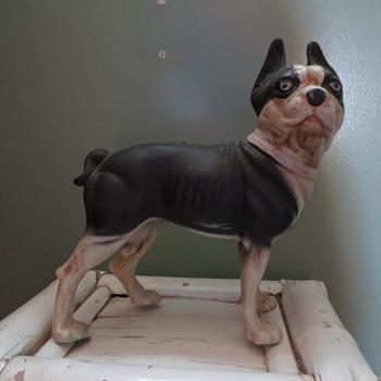 cast iron dog - Animals