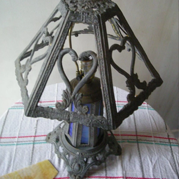 another P and H mystery lamp I am ready to rebuild
