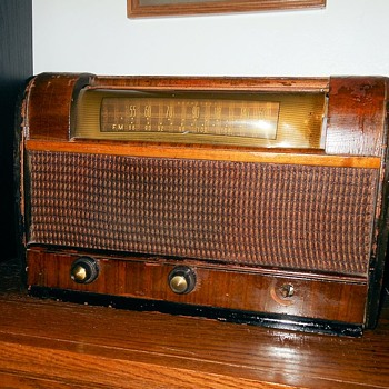 Crosley Model 88TC Radio 1948 - Radios
