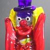 """Murano Clown - 10 3/4"""""""