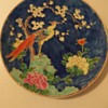 NIPPON PEACOCK PLATE