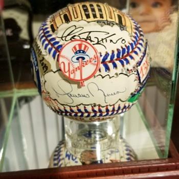 Mariano Rivera Fazzino Baseball - Baseball