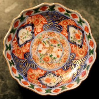A very small and high quality Imari Plate - Asian