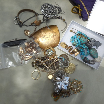 Some Of Todays Fleamarket Finds! :^) - Accessories