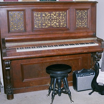 Help Me Identify My Piano - Musical Instruments