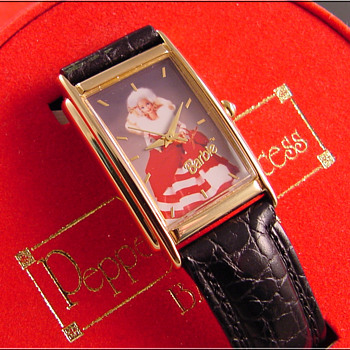 NIB Barbie Limited Edition Pepperment Princess Wristwatch - Wristwatches