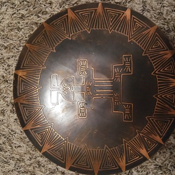 Columbian  dish? What is this - Native American