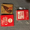 Miscellaneous Coke - Matches, Carrier, Bottles