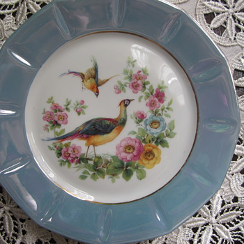 Who is the maker? - China and Dinnerware