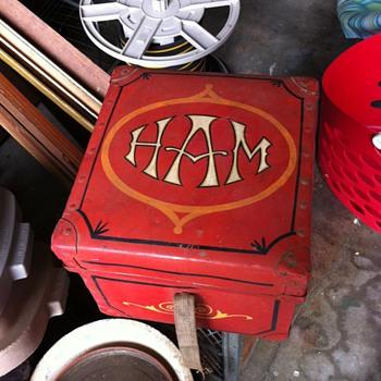 What is this box? - Folk Art