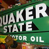 QUAKER STATE,AUTOPRO,PHILLIPS 66,GOODYEAR signs