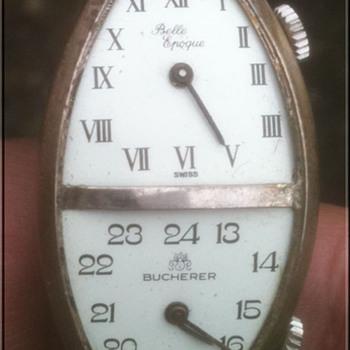 Bucherer Mystery Wristwatch - Wristwatches