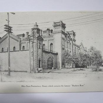 Prison Post Card - Postcards