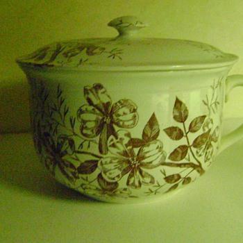 Chamber Pot - Victorian Era