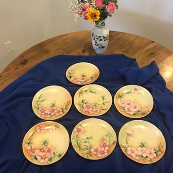 hutschenreuther plates - Pottery