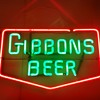Vintage Gibbons neon